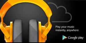 logo de google play musique