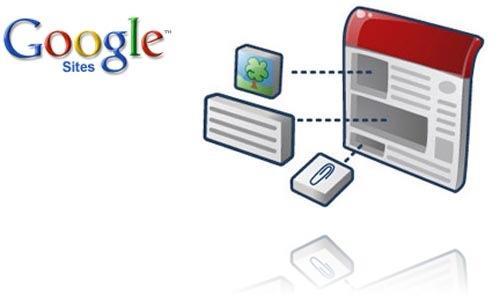 faire un google site