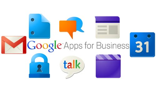 Google apps for business gmail formation