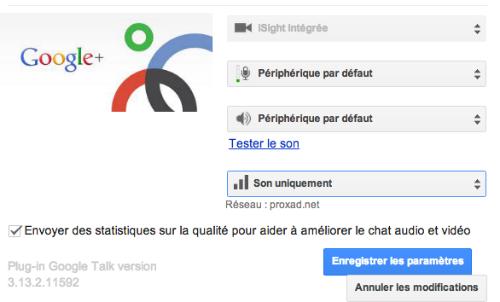 google+hangout