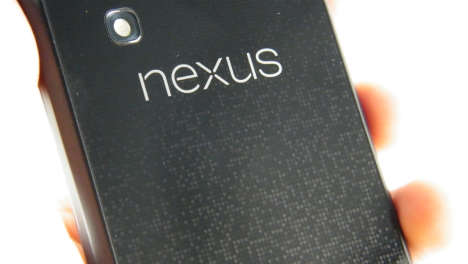 nexus 4 capture écran