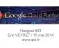 360° de la Google Cloud Platform par Eric VEYRET