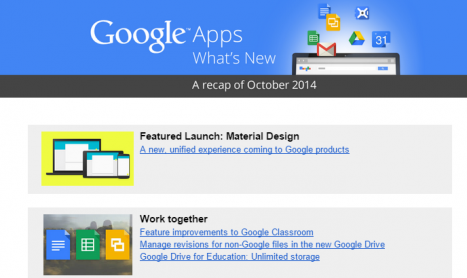 What's New in Apps !