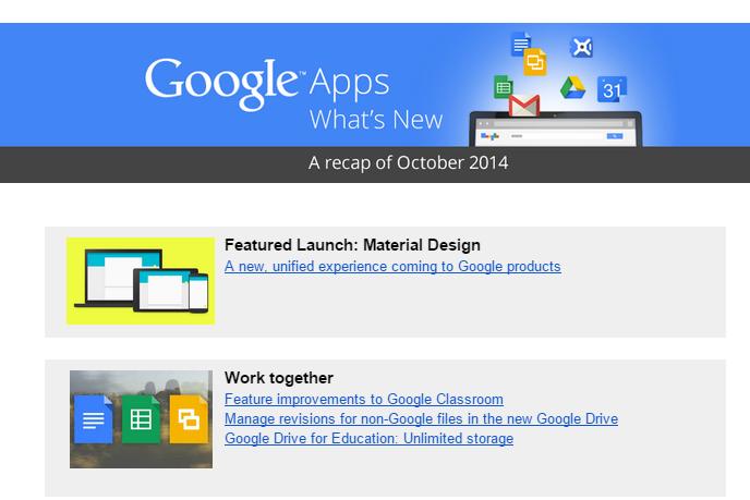Google Appsnews