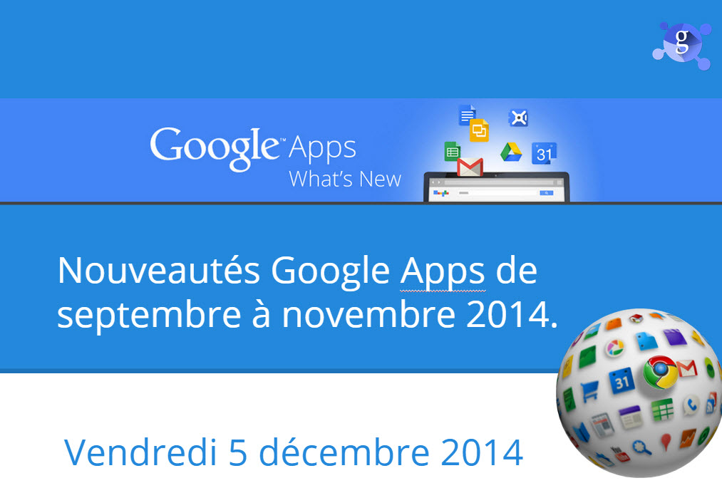 Google Apps News