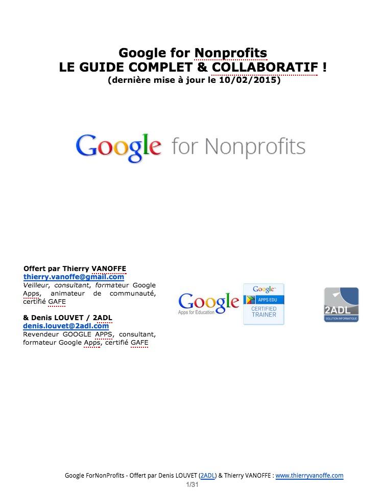 Guide_COMPLET_Google_For_Non_Profit_GFNP_Association_2015_-_GoogleDocs