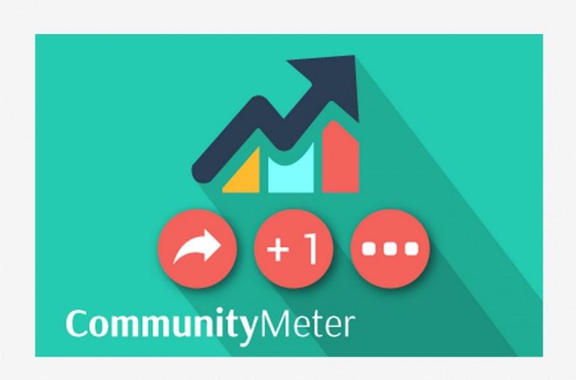 G+communautéMeter