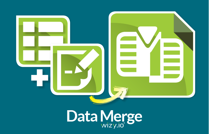 Data Merge Promo Slide 2
