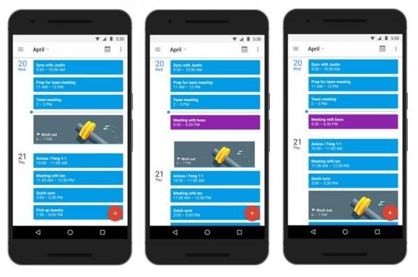 Google Agenda : fixez vous des objectifs