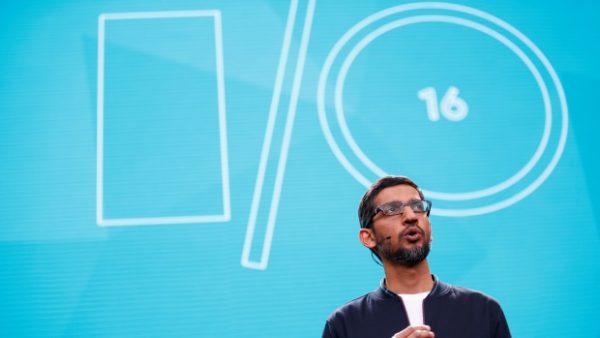 Debrief de la conférence Google io 2016