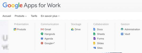 La gratuité de Google Apps pour les organisations sous Office