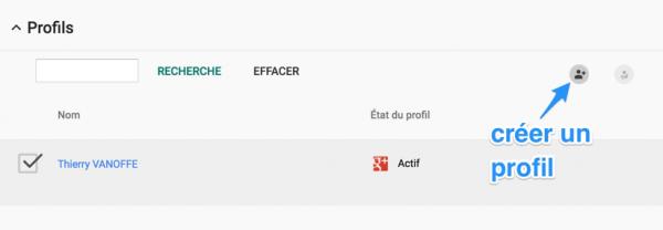 Créer ou supprimer des profils Google+ à la volée