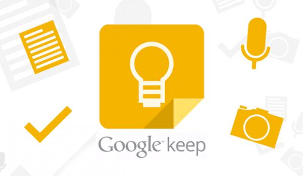 Google Keep : 3 nouvelles fonctions