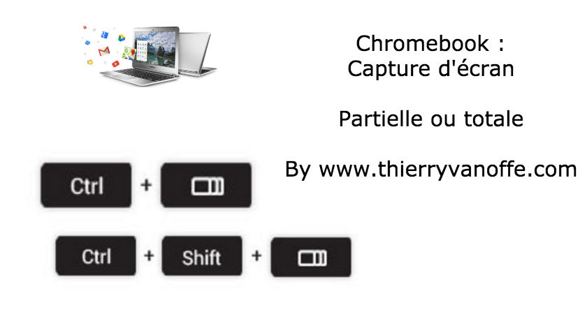 capture écran chromebook
