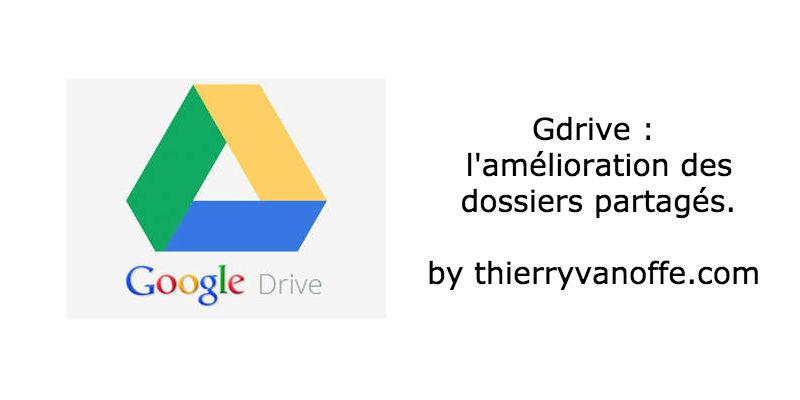 drive partage
