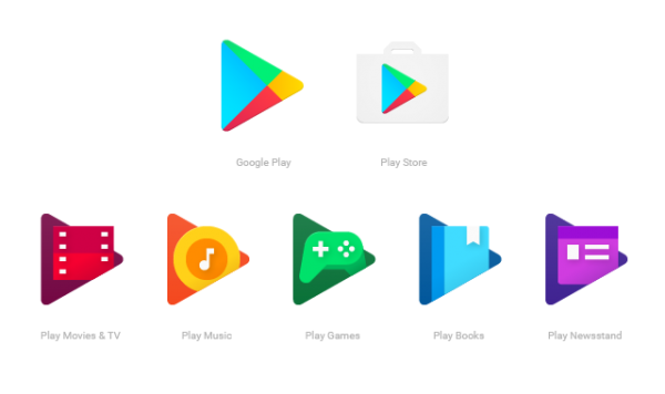 Google Play en famille !