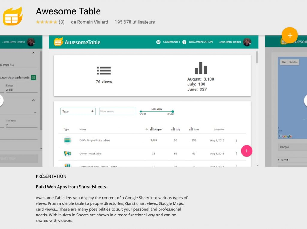Awesome table un nouveau syst me d 39 authentification le for Sur la table application