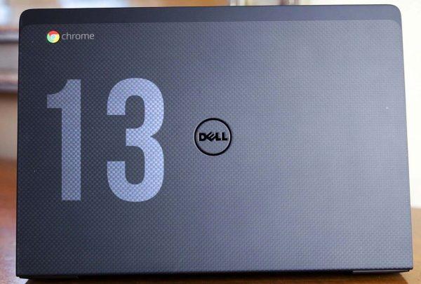 Présentation du DELL Chromebook 13, le haut de gamme des Chromebook en 2016