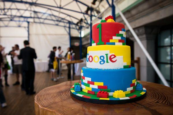 Google a 18 ans !
