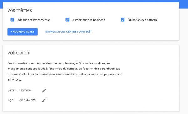 Gérez vos annonces Google