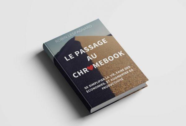 Le 1er ebook sur les Chromebook