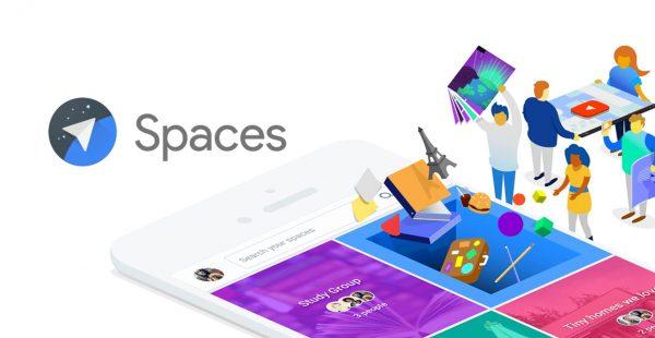 Google Spaces : fin le 17 avril 2017