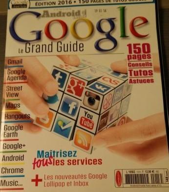 Google, le grand guide