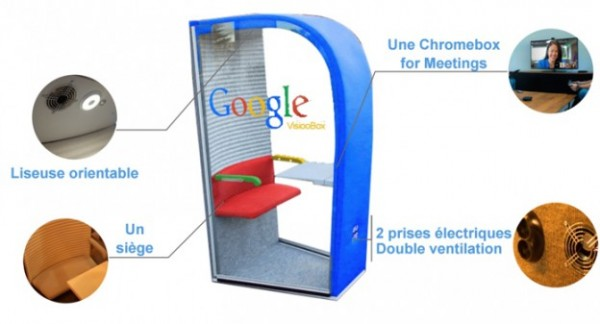 Google VisiooBox by gPartner