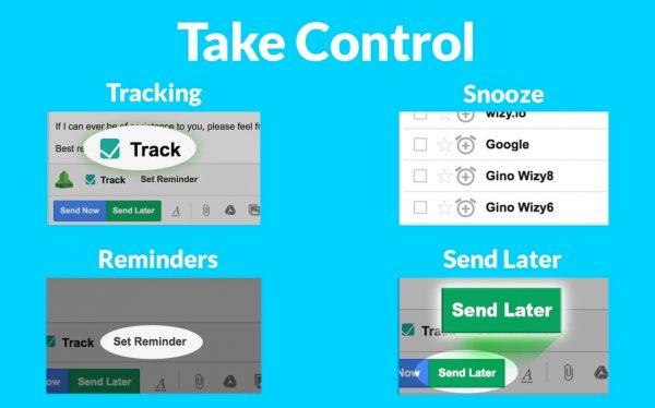Pourquoi chez Wizy.io, les outils d' Email productivity sont devenus gratuits