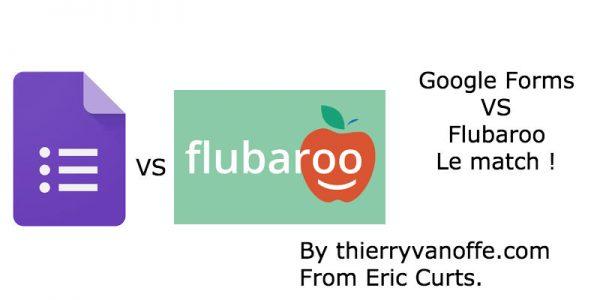 Google Questionnaire VS Flubaroo : le match !