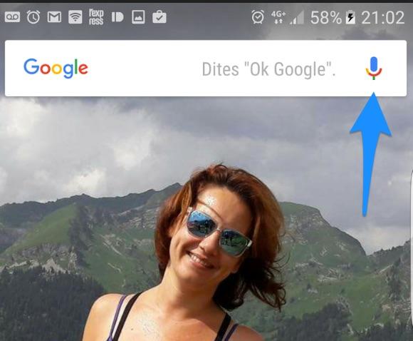 ok google alarme
