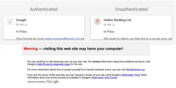 Gmail rend encore plus sûr les emails