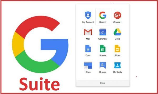 Google Apps devient G Suite
