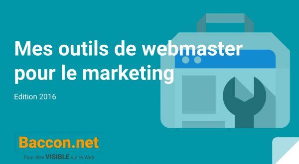 Google et les outils de webmarketing