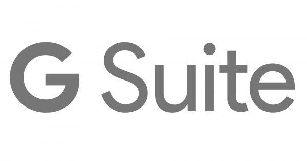 G suite : changement de nom des services.