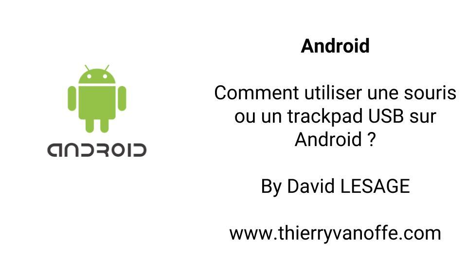android comment brancher un disque dur externe ou une cl usb le blog de thierry vanoffe. Black Bedroom Furniture Sets. Home Design Ideas