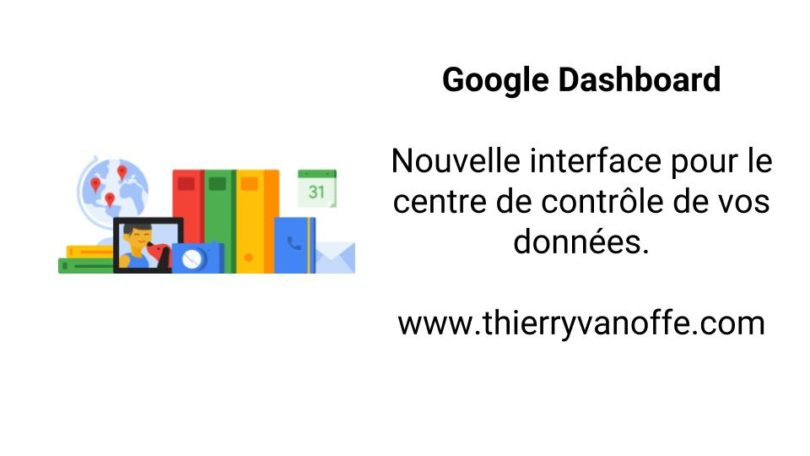google dashboard fait beau neuve