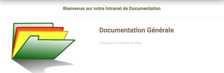 Google Sites partager vos documents Drive
