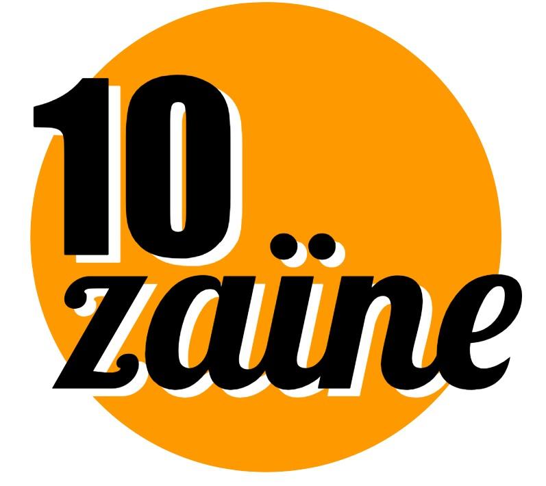 logo 10 zaine